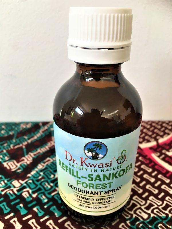 REFILL - Sankofa Forest Deodorant - 100ml (3.38 fl..oz) -194g